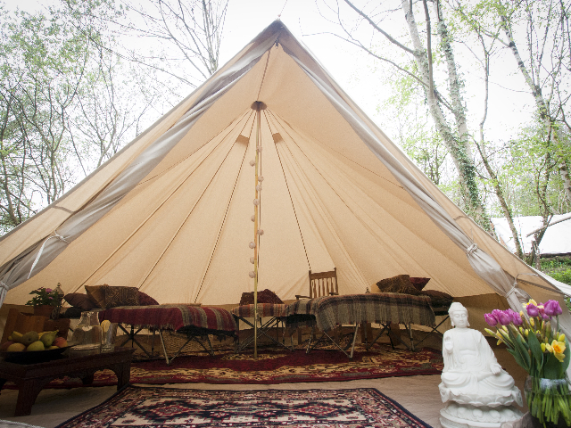 Top Tips For Glorious Glamping
